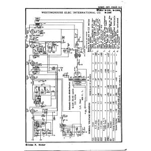 Western Electric Co. M-109B