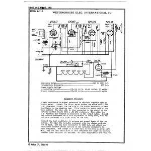 Western Electric Co. M-115