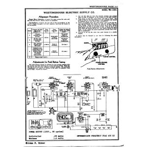 Western Electric Co. WR-12X4