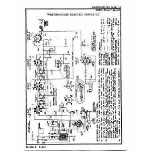 Western Electric Co. WR-12X7