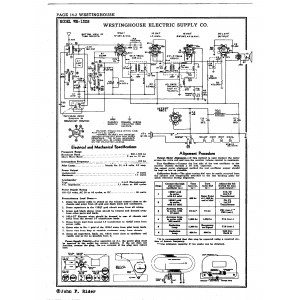 Western Electric Co. WR-13X8