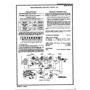 Western Electric Co. WR-184