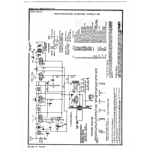 Western Electric Co. WR-217