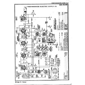 Western Electric Co. WR-288