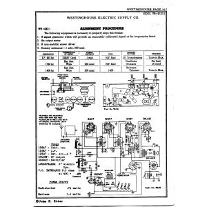Western Electric Co. WR-42K11