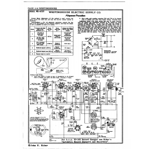Western Electric Co. WR-42X2