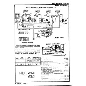 Western Electric Co. WR-678