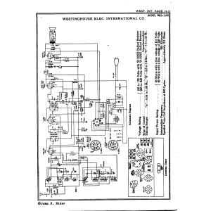 Western Electric Co. WRL-165