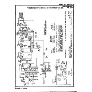 Western Electric Co. WRL-263C