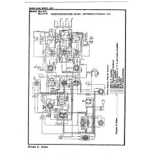 Western Electric Co. WRL-277B