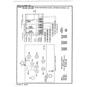 Western Electric Co. WRL-493B