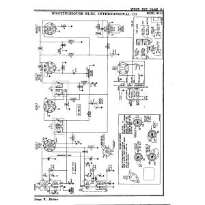 Westinghouse Elec. International Co. M101