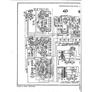 Westinghouse Elec. International Co. WR-212X