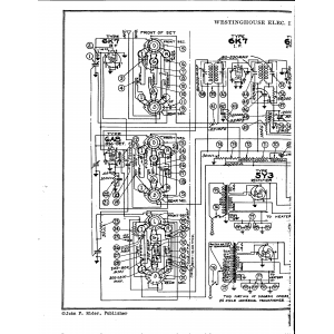 Westinghouse Elec. International Co. WR-312X
