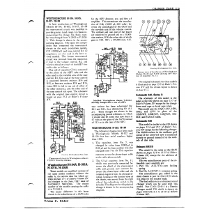Westinghouse Electric Corp. H-105A