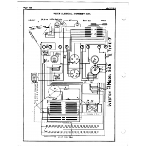Weston Electrical Instrument Co. 526
