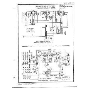 Westone Radio Corp. 70C
