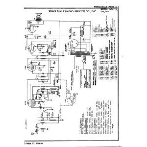 Wholesale Radio Service Co., Inc. 19