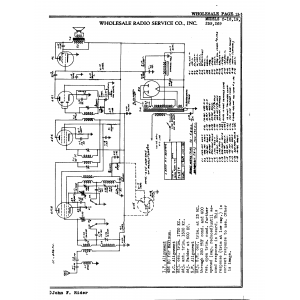 Wholesale Radio Service Co., Inc. 269