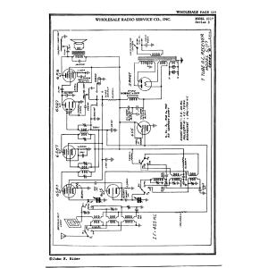 Wholesale Radio Service Co., Inc. C117, Series B