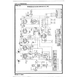 Wholesale Radio Service Co., Inc. C125