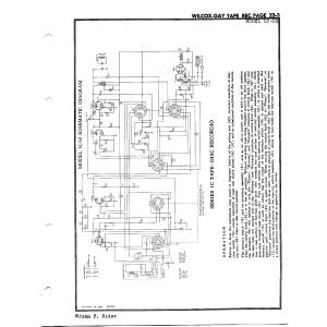 Wilcox-Gay Corp. 1C-10