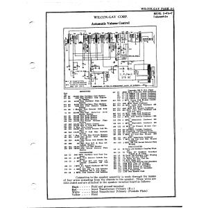 Wilcox-Gay Corp. 2-VA-7
