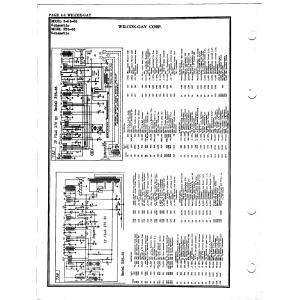 Wilcox-Gay Corp. 3-S5-66