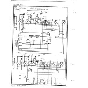 William J. Murdock Co. 8-Tube AC