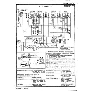 W.T. Grant Company 605