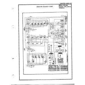 Zenith Radio Corp. 1001