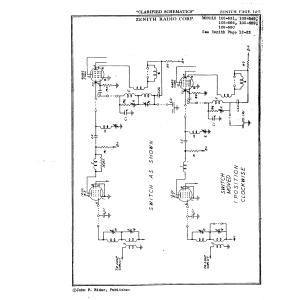 Zenith Radio Corp. 10S-549