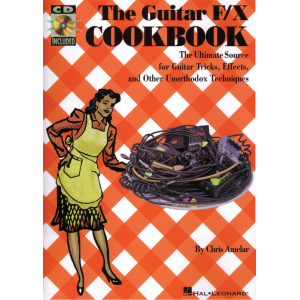 Guitar F/X Cookbook with CD-ROM