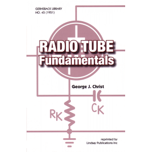 Radio Tube Fundamentals