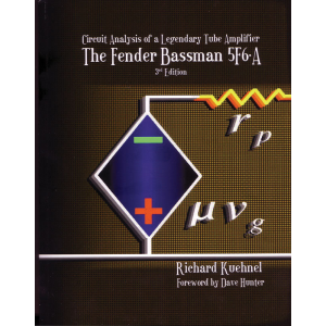 The Fender® Bassman 5F6-A, 3rd Edition