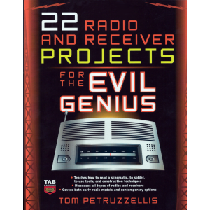 22 Radio and Receiver Projects, Tom Petruzzellis
