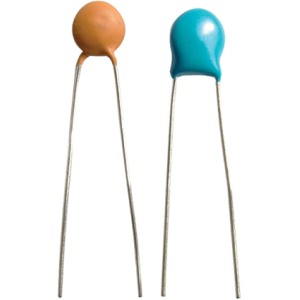 Capacitor - Ceramic Disc, 2000 V, 470pF - 2,200pF