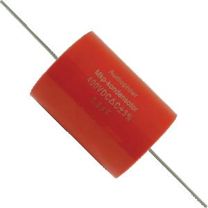 Capacitor - MKP Audiophiler, 400V