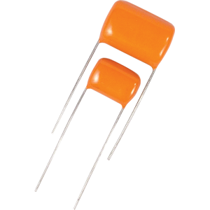 Capacitor - 716P Series, Polypropylene Film, 600 V, .001µF - .22µF