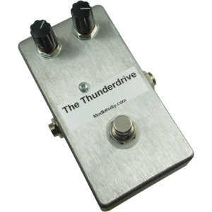 Effects Pedal Kit - MOD® Kits, The Thunderdrive, Overdrive