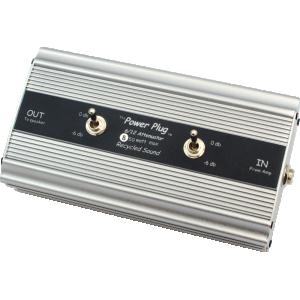 Attenuator - Recycled Sound, 6/12, -12dB, 8Ω