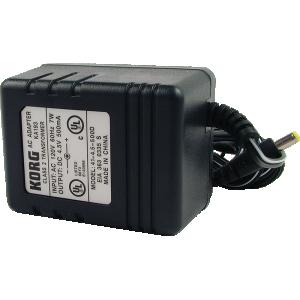 Power Supply - Korg, 4.5V, 500mA, Center Positive