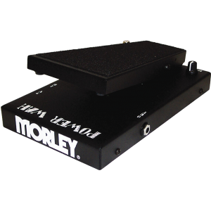 Effects pedal, Morley Power Wah