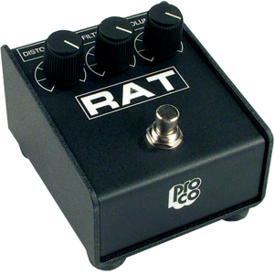 Effects pedal, ProCo Rat-2