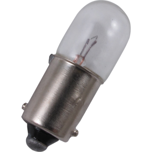 Dial Lamp - #44, T-3-1/4, 6.3V, .25A, Bayonet Base