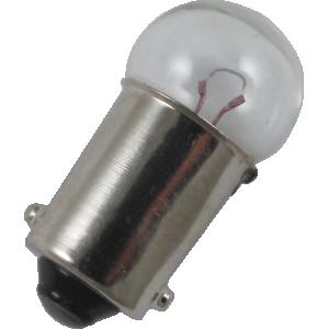 Dial Lamp - #51, G-3-1/2, 7.5V, .22A, Bayonet Base