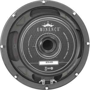 "Speaker - Eminence® American, 8"", Beta 8CX, 250 watts"