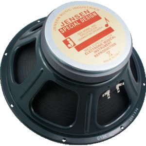 "Speaker - 12"" Jensen Vintage, Ceramic, 100W, 8 Ohm, B-Stock"