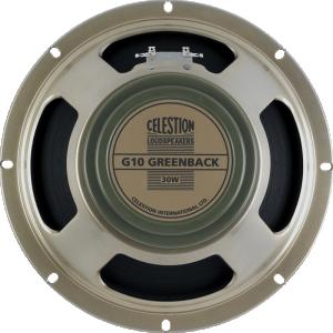 "G10M ""Greenback"", Celestion"