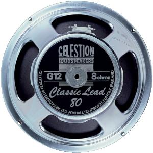 G12-80 Classic Lead, Celestion